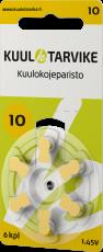 Kuulokojeparisto 10