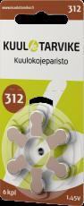 Kuulokojeparisto 312