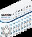 Rayovac IMPLANTTIkojeparisto 675  pakkauksia 10 kpl